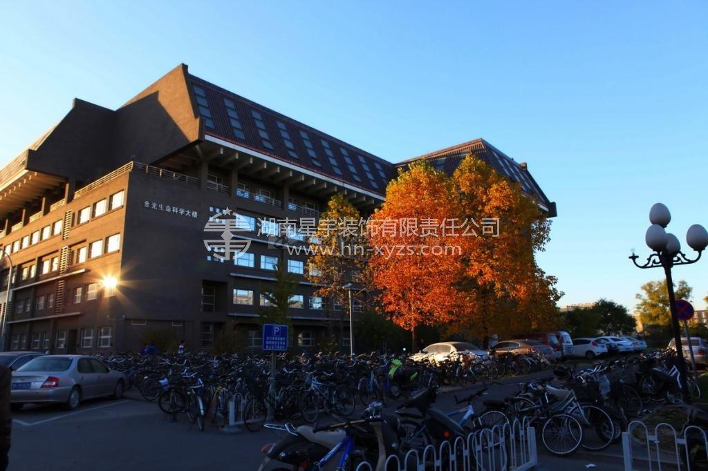 北京大學金光生命科學科研樓
