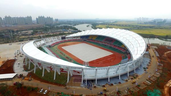 南昌市昌南體育中心