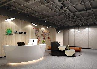 北京怡海集團辦公室精裝修工程
