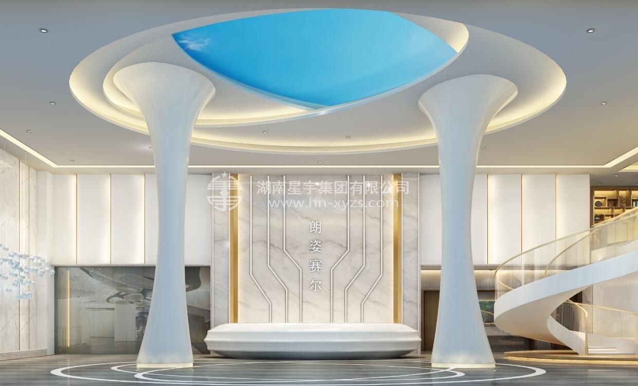 朗姿賽爾綜合樓設計項目