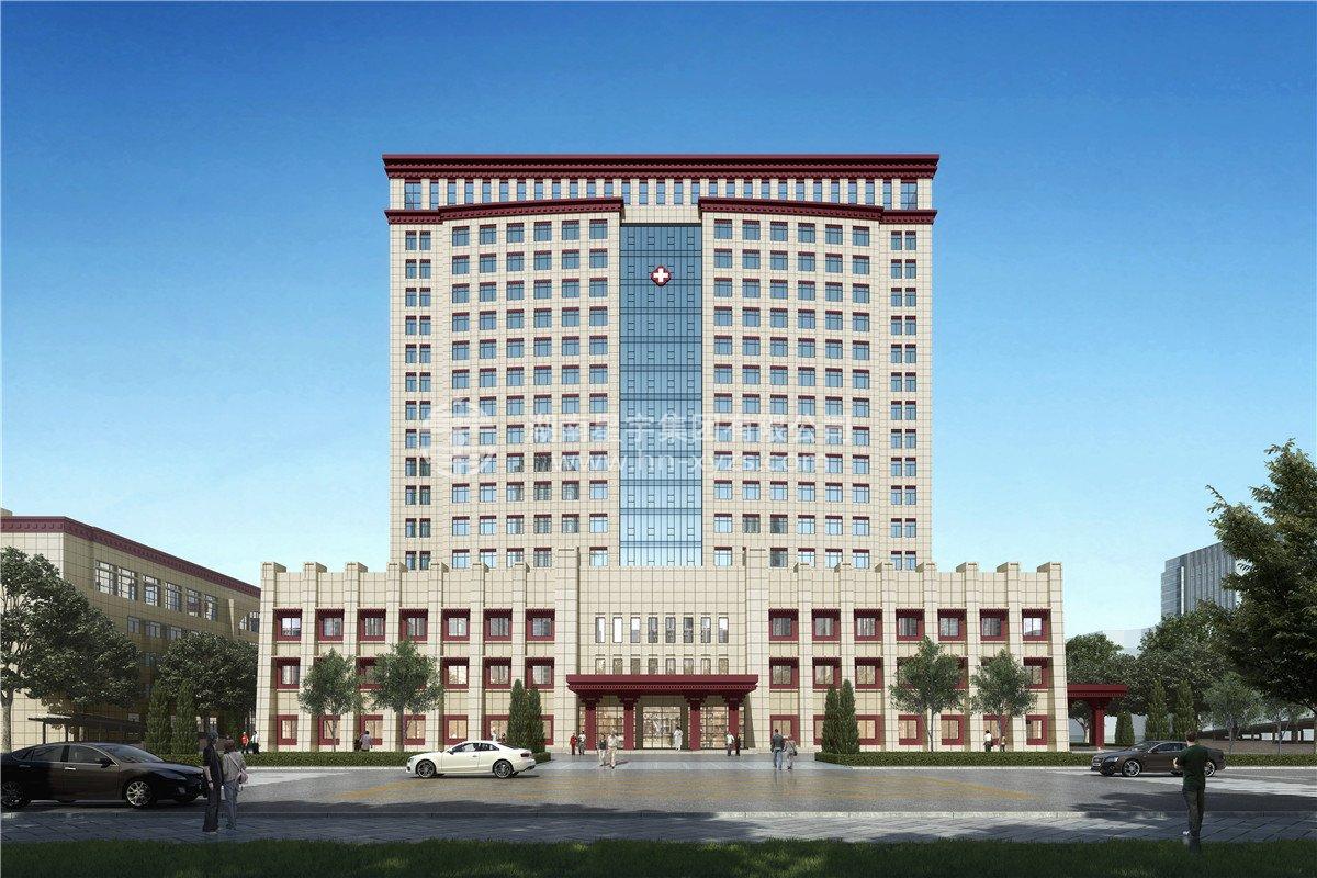西藏民族大(da)學附(fu)屬醫院綜合樓